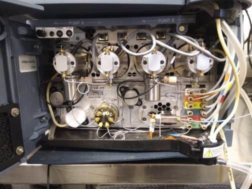 Waters Acquity UPLC System TUV Detector including Empower 3 Server and Parts