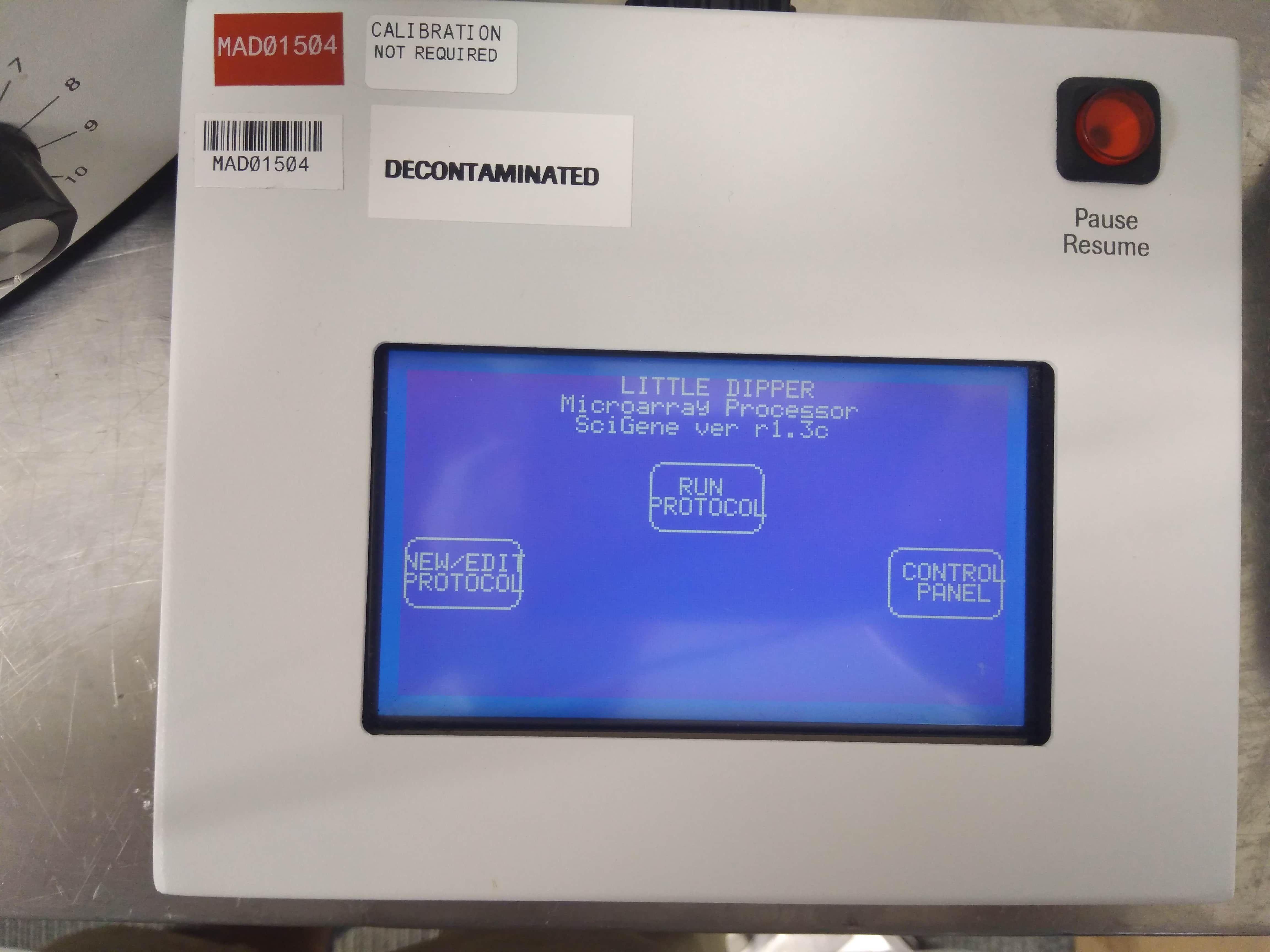 Roche NimbleGen MPS 350 Little Dipper Sequencer Dispenser