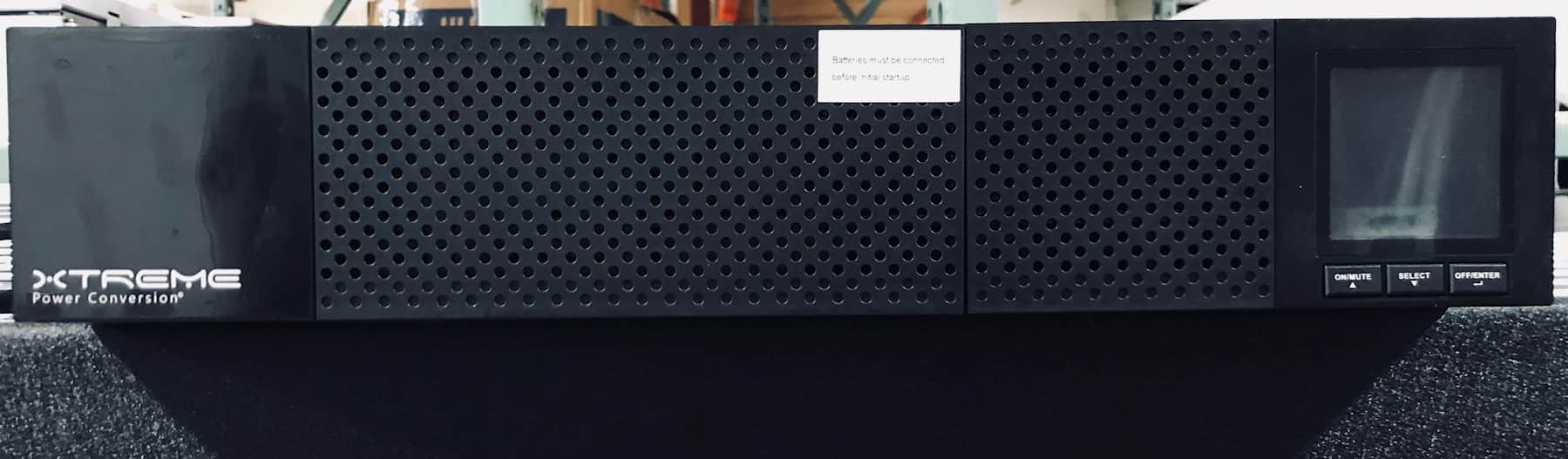 MaxPower P90-1500, 1.5kVA Online Power Conditioning UPS