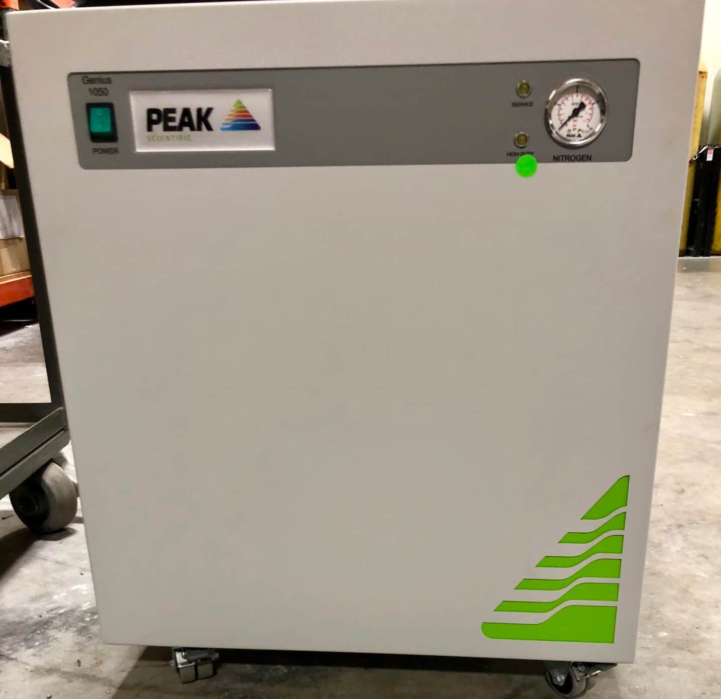 Peak Scientific Genius 1050 Nitrogen Generator