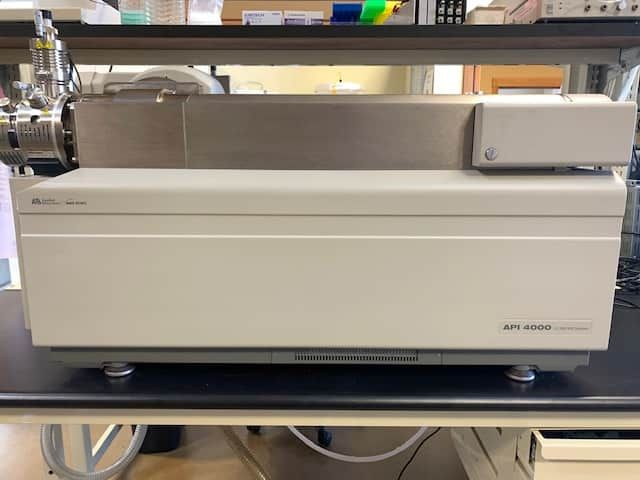 Refurbished SCIEX API 4000 by factory trained senior service engineer. Price Reduced!