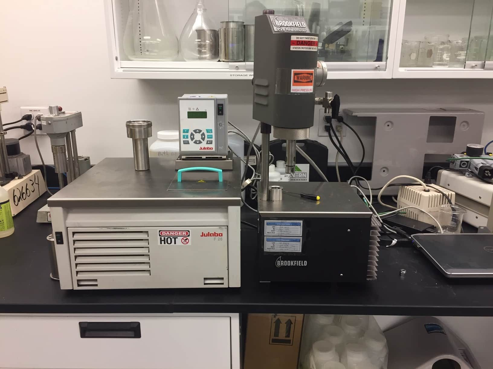 Brookfield PVS HTHP Rheometer (Working) new and later models