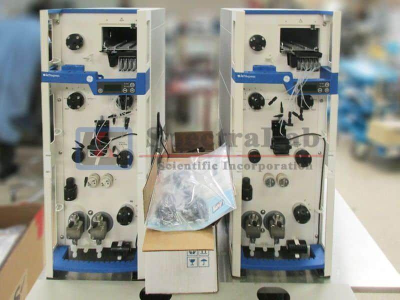 AKTA xpress FPLC Twin Two Module System