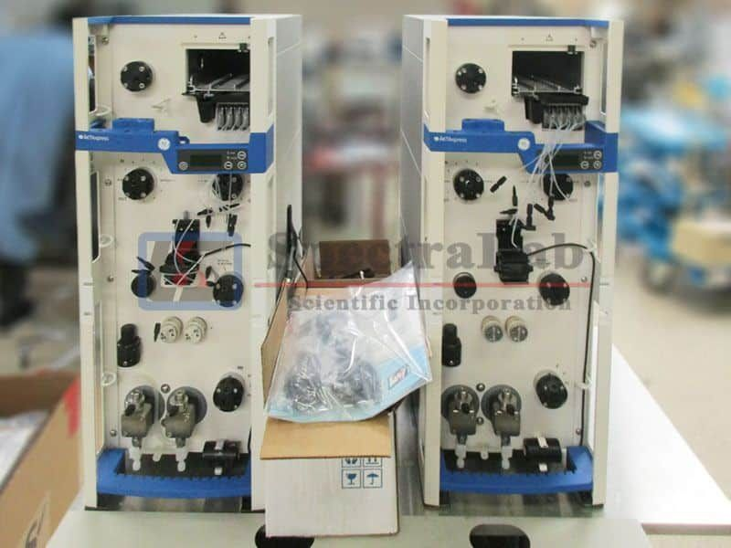 AKTAxpress Twin and AKTA Xpress FPLC (Two Module System)