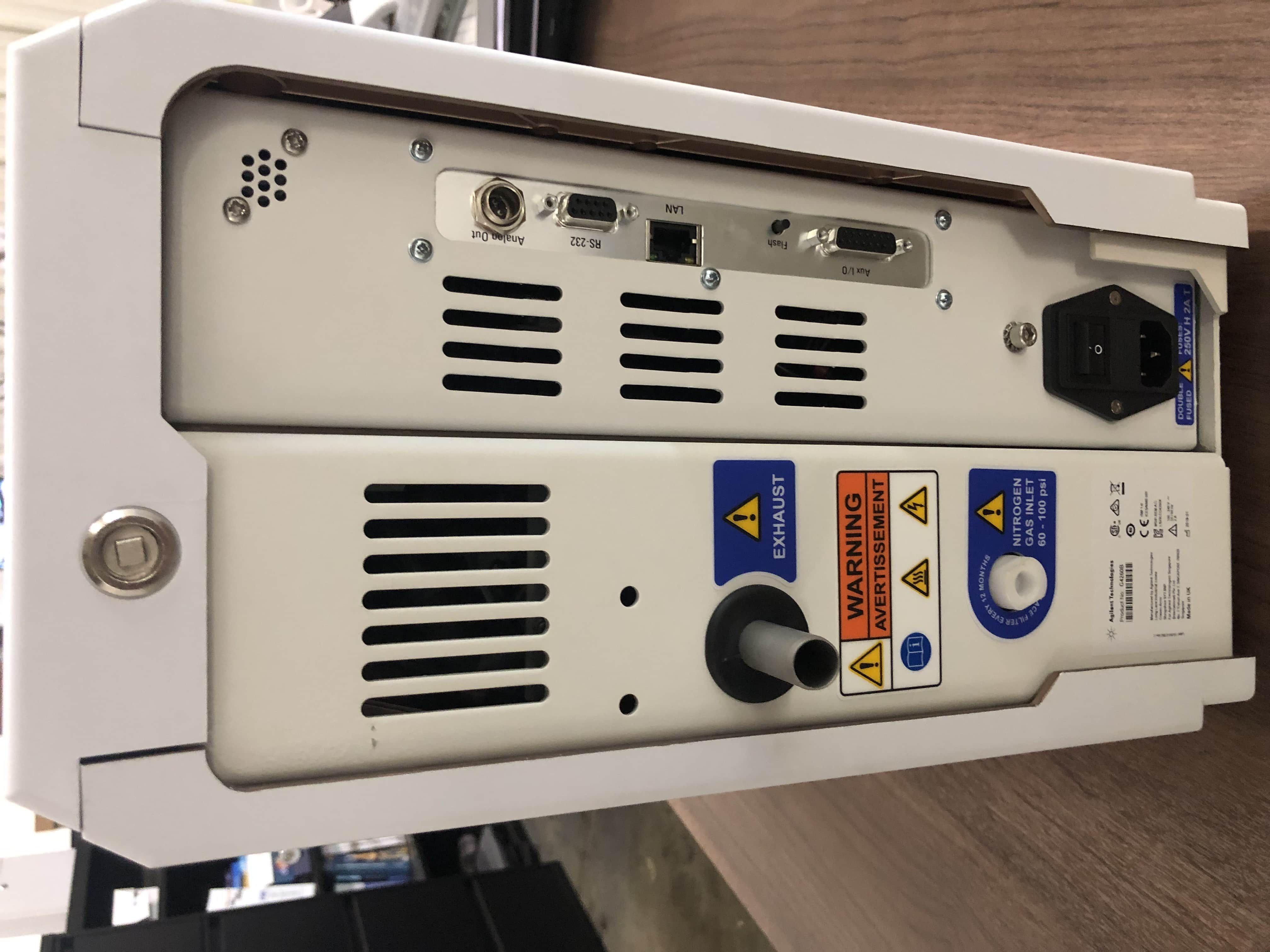Agilent 1260 Infinity II Evaporative Light Scattering Detector