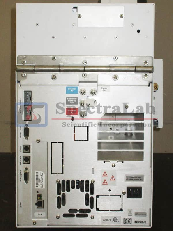 Agilent 6850A (G2630A) Network GC System with FID