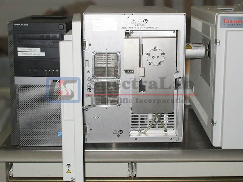 Thermo Scientific ISQ Series Quadrupole GC-MS System with Trace GC Ultra