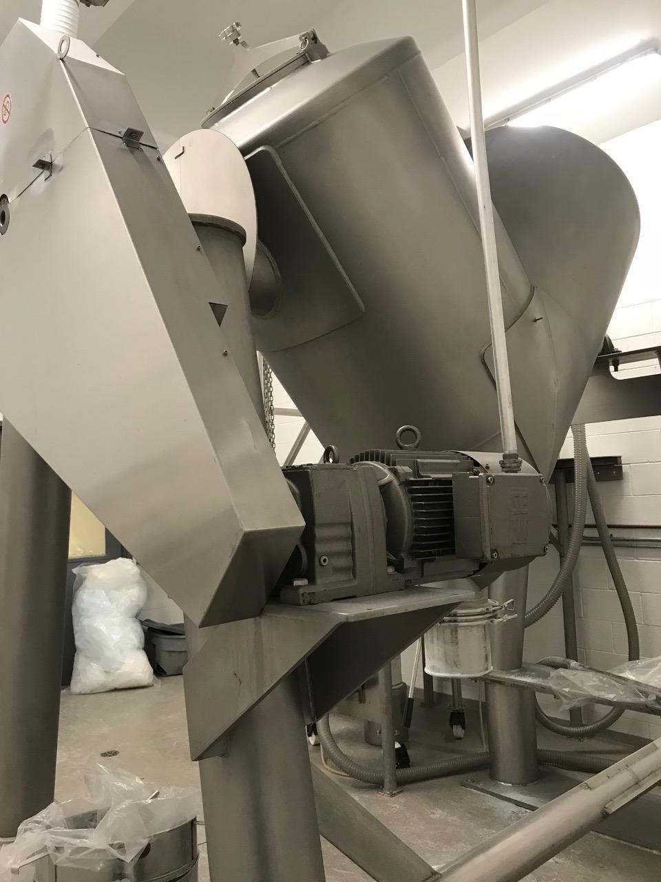 P-K 40 cuft V-Blender