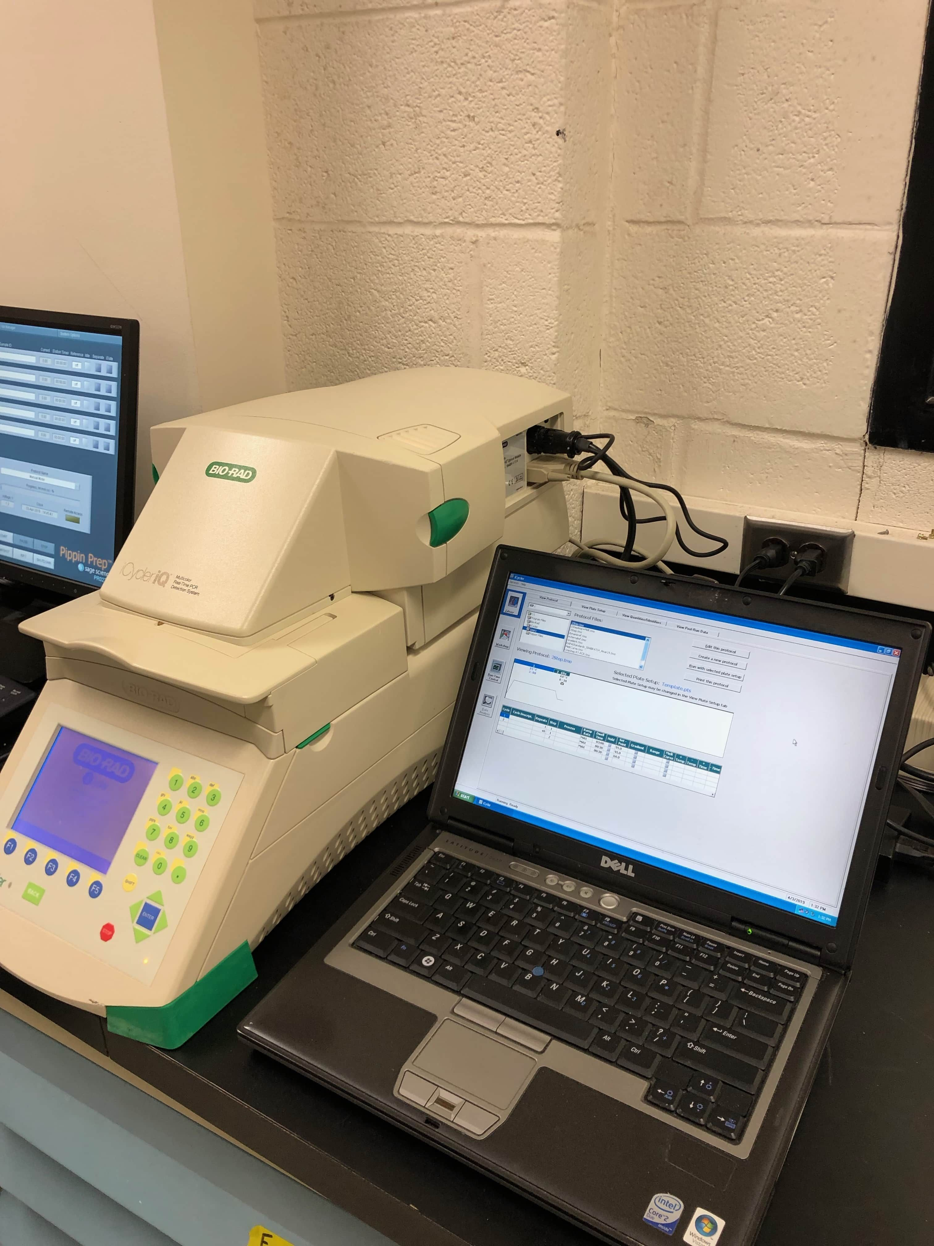 BioRad iCycler Multi-Color Real-Time PCR Optical System- New kPCR Testing