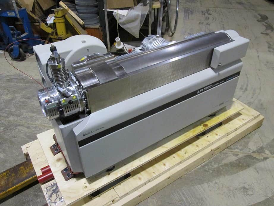 Refurbished AB SCIEX API 5000 LC/MS/MS Sciex 5000 with Turbo V, Rough Pumps and Analyst Data System