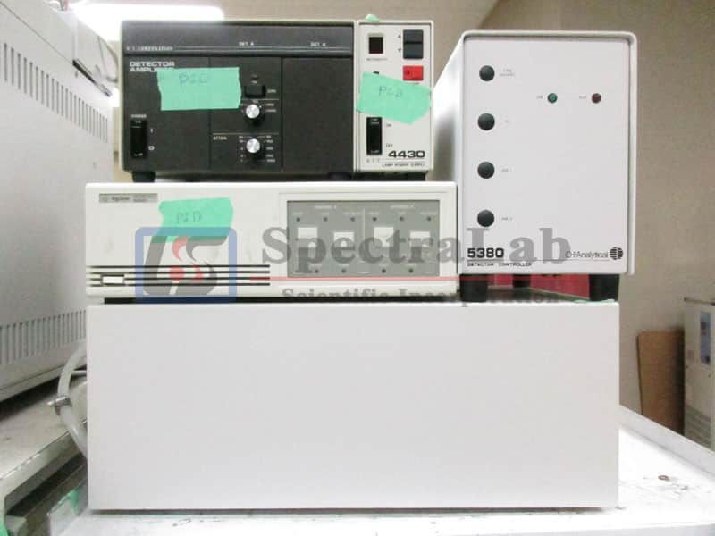 Agilent 6890 GC (G1530A) with OI PID + FID and Accessories
