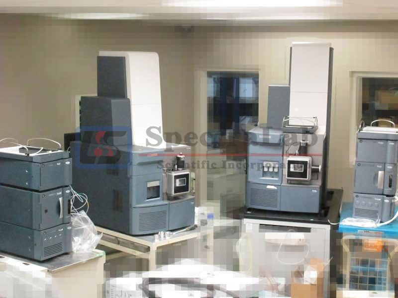 Waters Xevo G2-XS QToF Quadrupole Time-of-Flight Mass Spectrometer