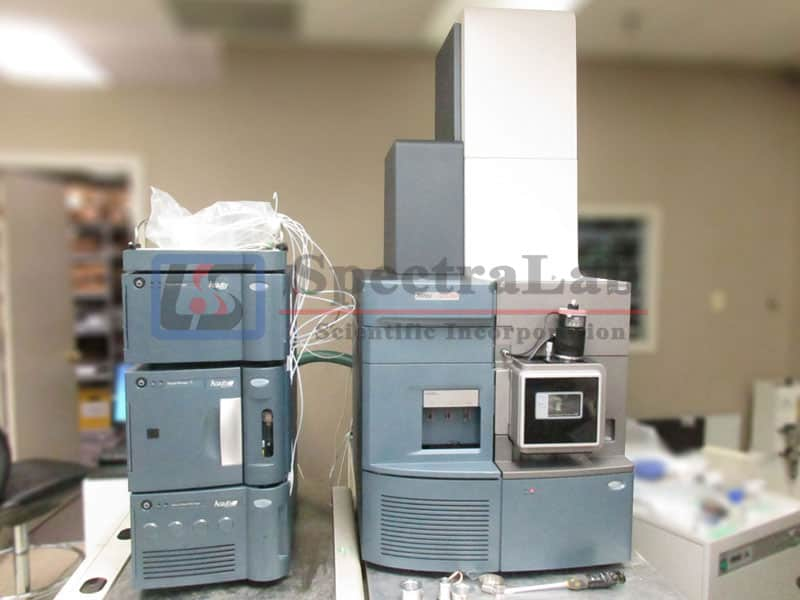Waters Xevo G2-S Q-TOF & Waters Acquity UPLC