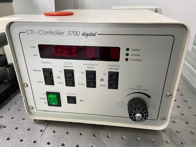 Zeiss LSM 510 META VIS/NLO Multiphoton Microscope Confocal Coherent Chameleon Femtosecond Laser Ultrafast
