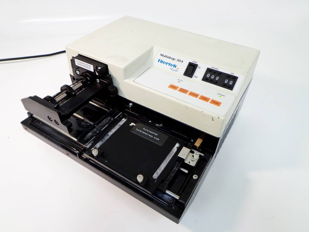 Titertek Multidrop 384 Reagent Dispenser. (WA13046)