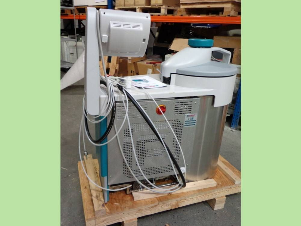 Fedegari Autoclave FVA2/A1, 75 litre Vertical Lab Sterilizer, with Counterpressure sterilization Opt (WA13330)