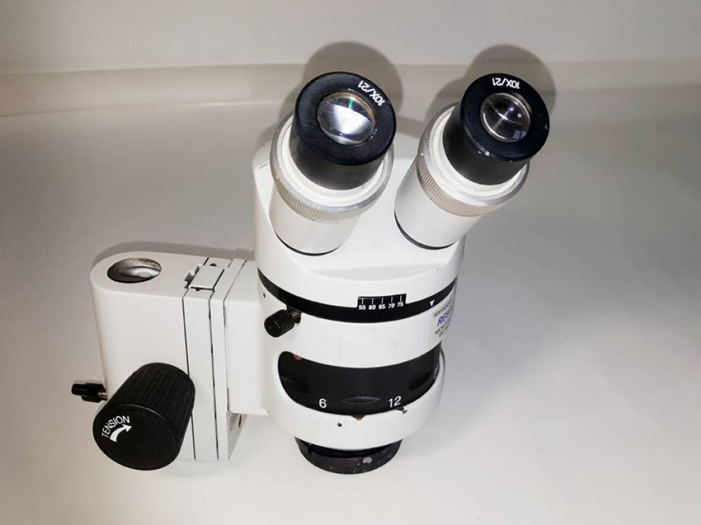 Motic Microscope Body. (WA12527)