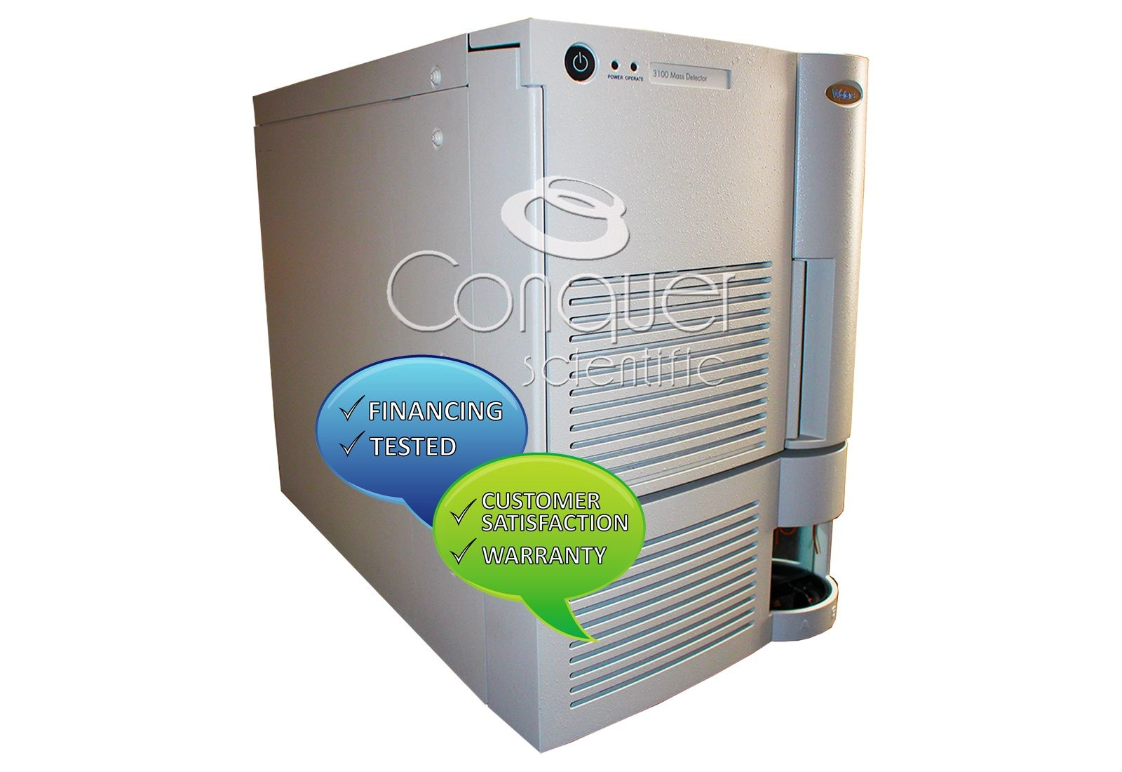 Waters 3100 Mass Detector PREP LCMS System