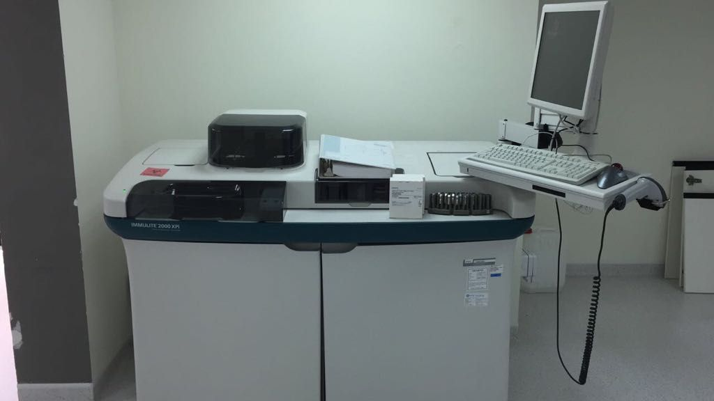 Siemens Immulite 2000 & 2000 XPI