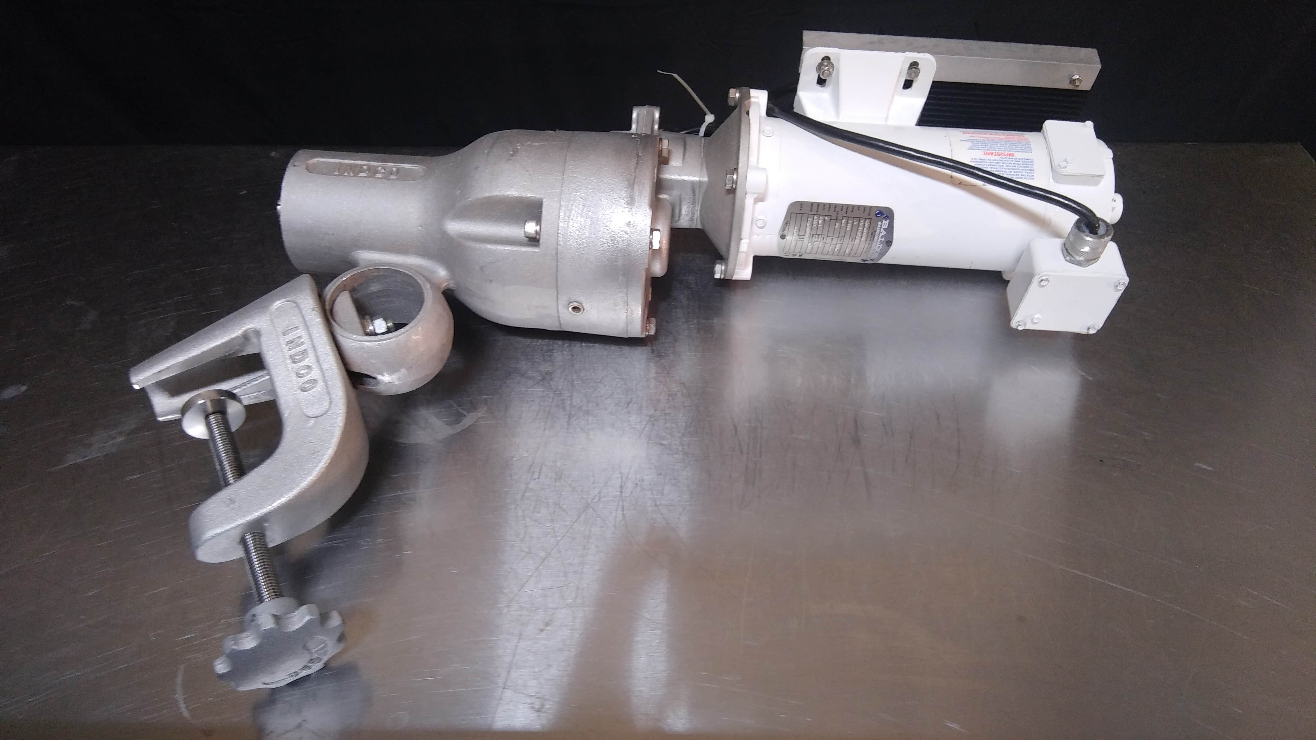 INDCO Clamp Mount Mixing Motor GH Series