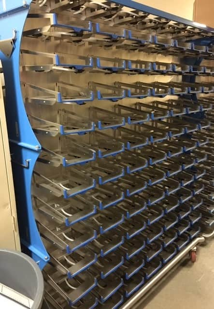 Innovive Mouse Racks with supply and exhaust blower