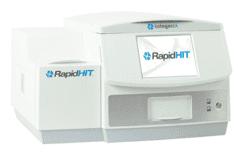 (5) IntegenX 'RapidHIT 200' DNA analysis machines
