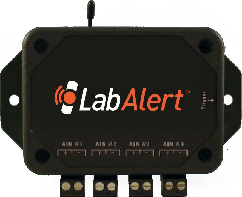 LabAlert Real-Time Monitoring & Notification System