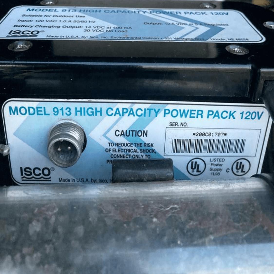 Isco Bubbler Flow Meter 4230