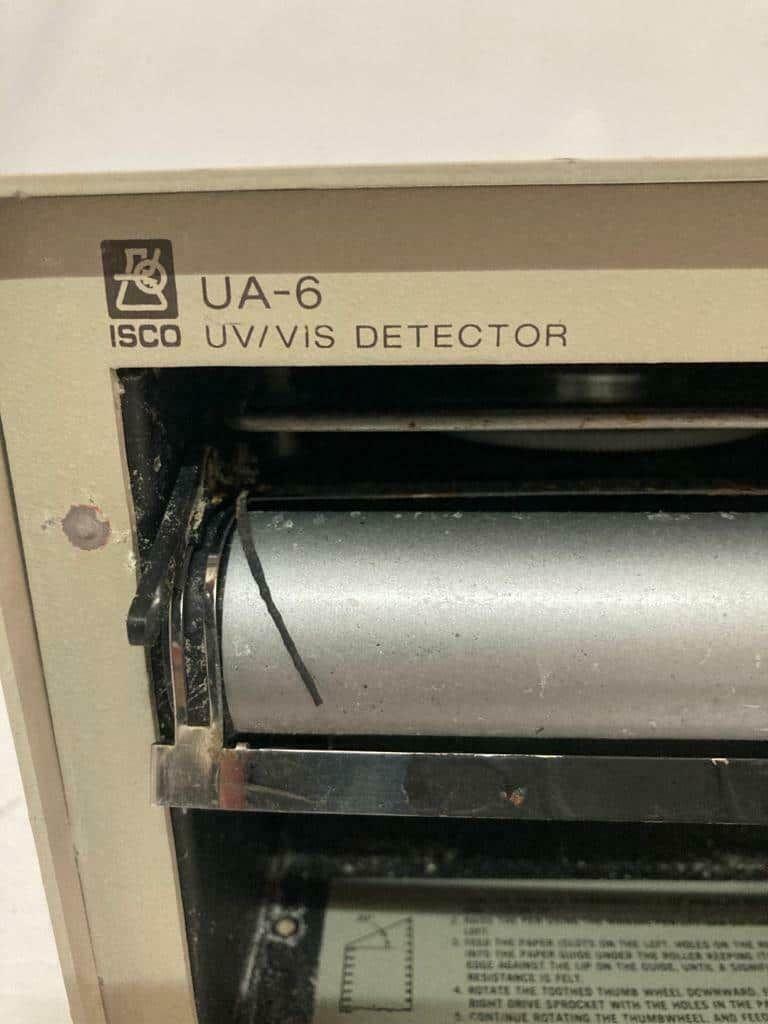 ISCO UA-6 UV/VIS Detector