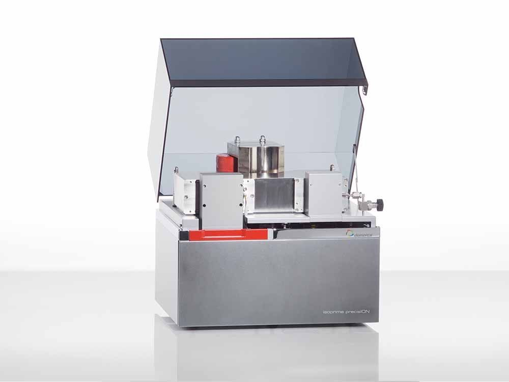 isoprime precisION Stable Isotope Ratio Mass Spectrometer