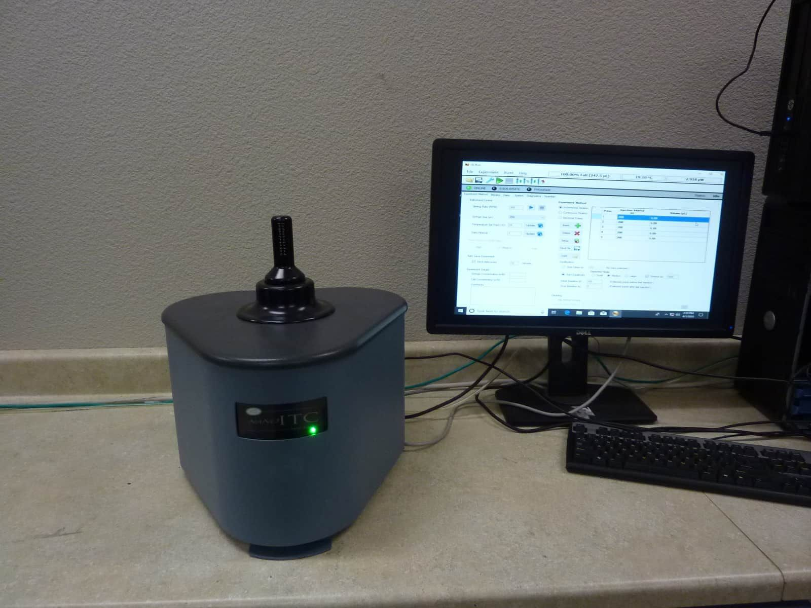 TA Instruments Nano ITC; Removed from Lab; Working