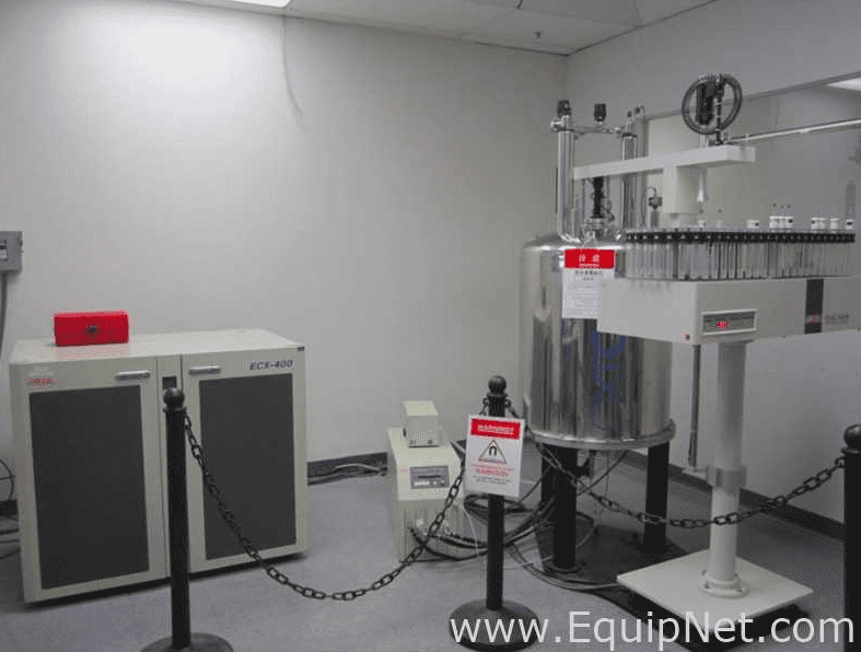 JEOL ECX-400 NMR FT NMR System