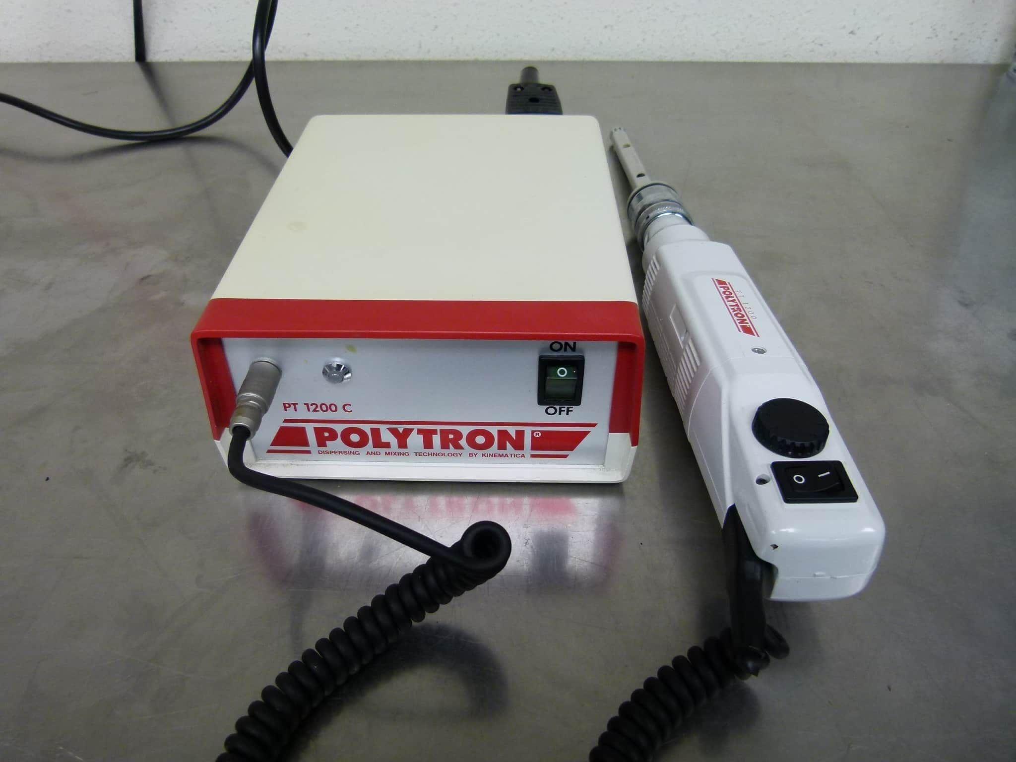 Kinematica Polytron PT1200c Handheld Homogenizer