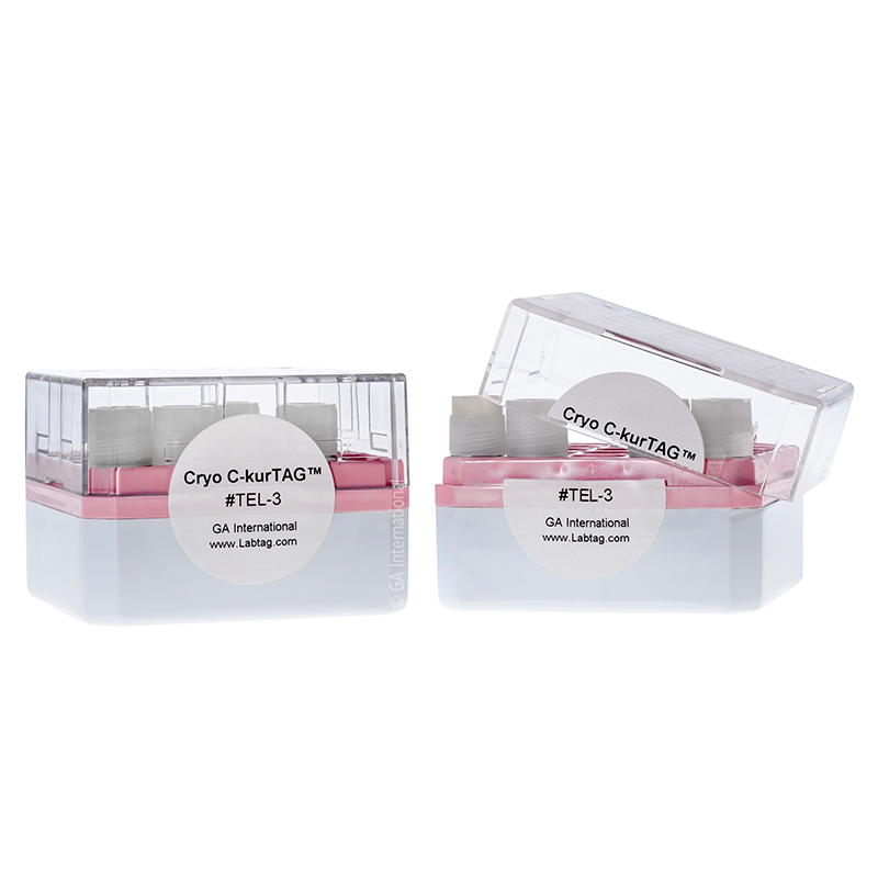 Cryo C-KurTAG™ - Tamper-Evident Cryogenic Labels