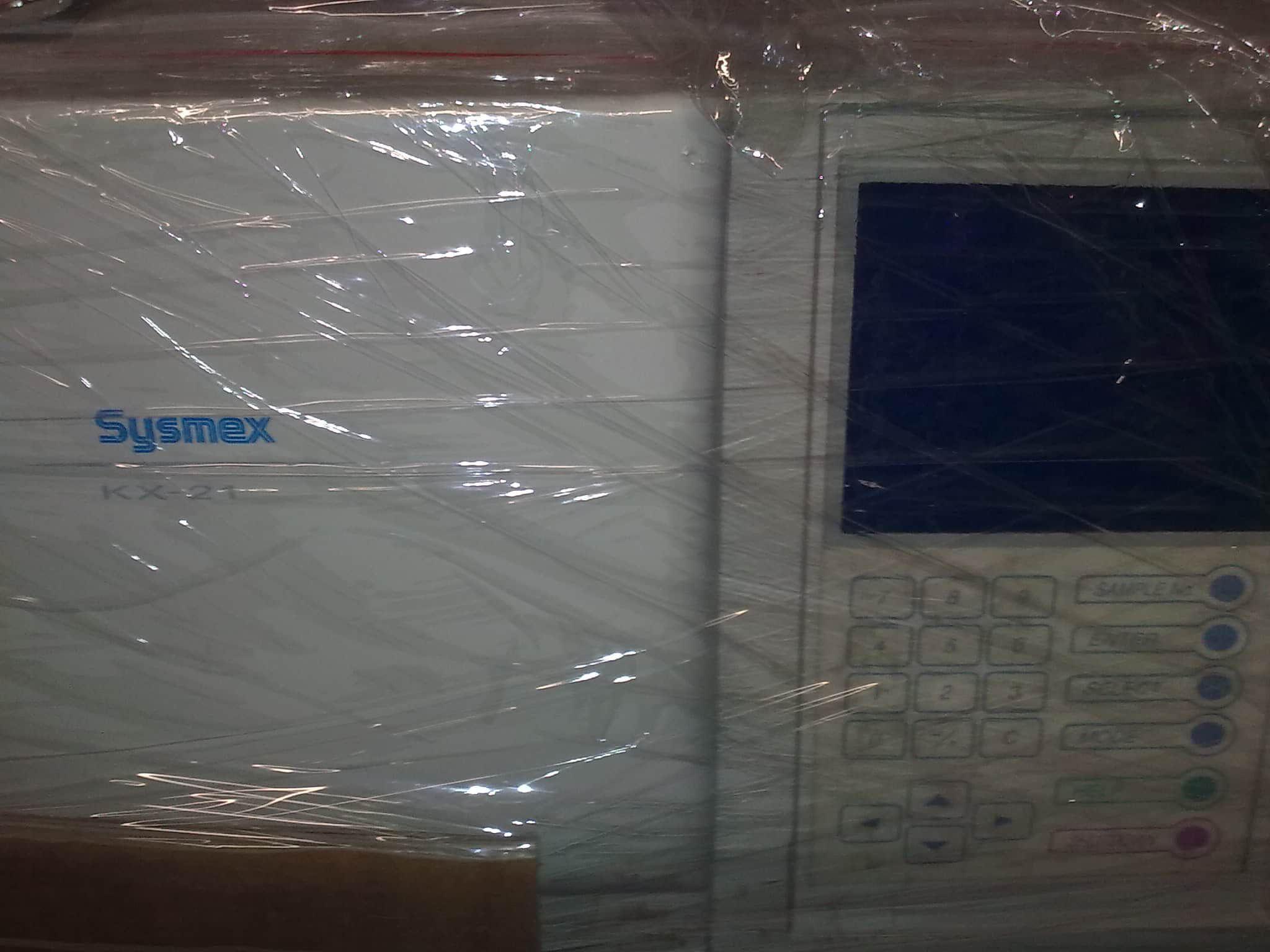 Sysmex KX 21/ 21N /21NV