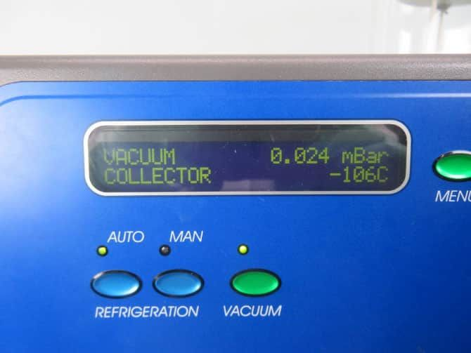 Labconco FreeZone -105°C 4.5 Benchtop Freeze Dryer with Warranty