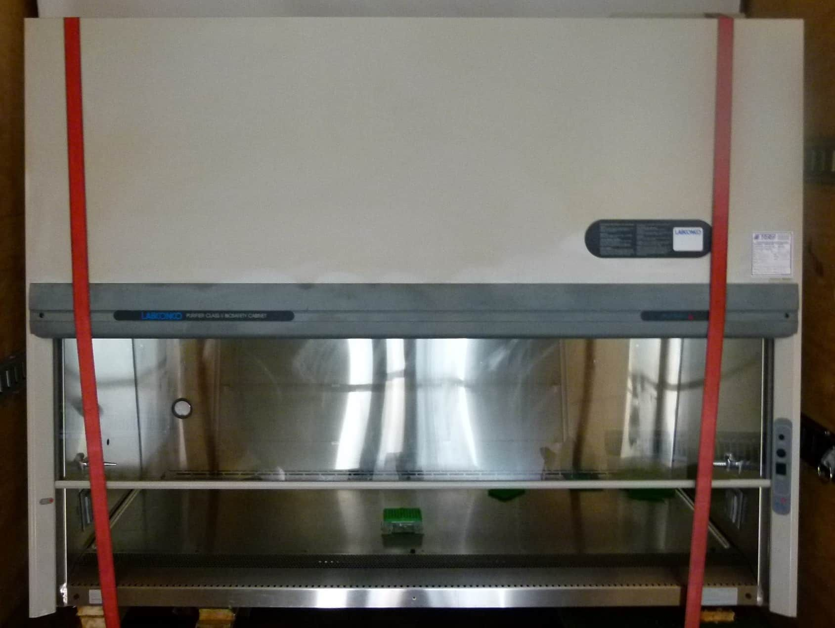 Labconco Purifier Class II 6 Ft Biological Safety Cabinet - Delta Series