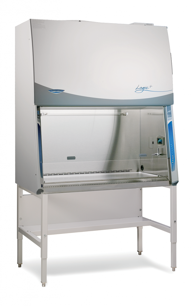 Labconco Logic + Class II Type A2 4ft Biosafety Cabinet