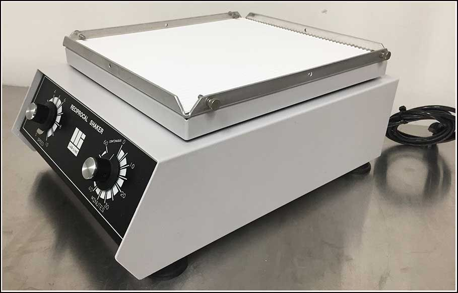 Lab-Line Reciprocal Linear Shaker WARRANTY