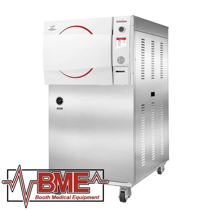 Labsci 15L+WS Electronic Autoclave by Tuttnauer