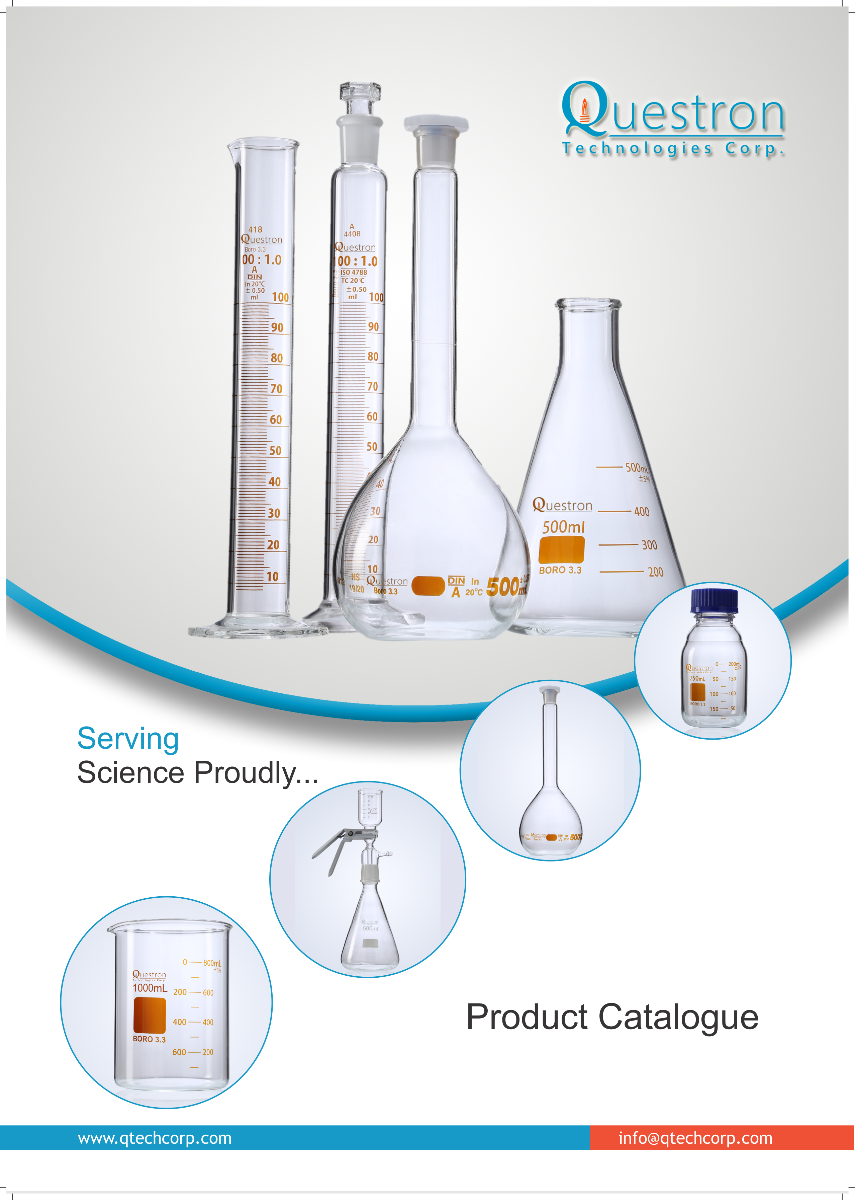 Questron Laboratory Glassware