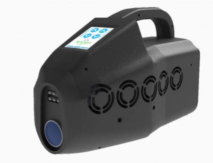 HandScope Laser