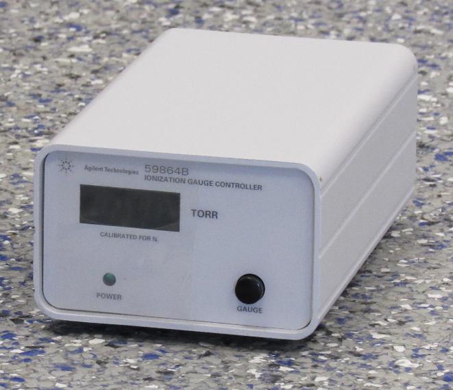 Agilent 59864B Ionization Gauge Controller (IGC)