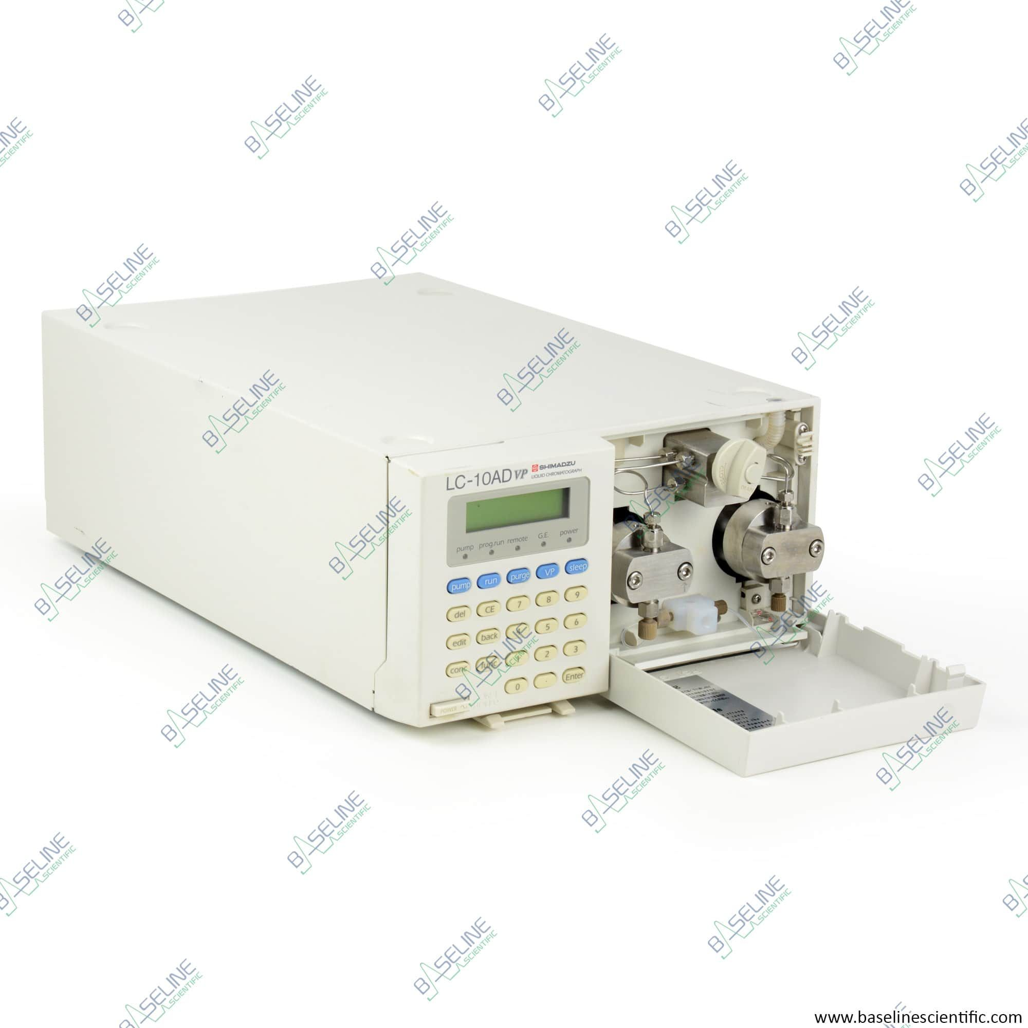 Refurbished Shimadzu LC-10AD VP HPLC Pump with ONE YEAR WARRANTY
