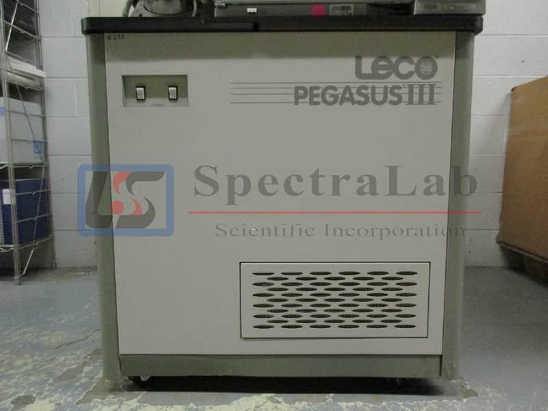 LECO Pegasus III TOF MS with Agilent 6890 Plus GC