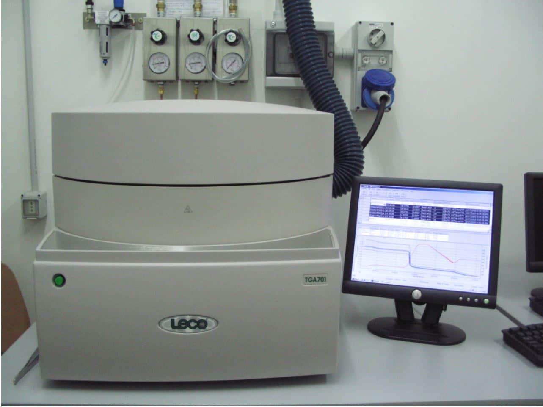 Leco TGA 701 w/Computer & Dongle