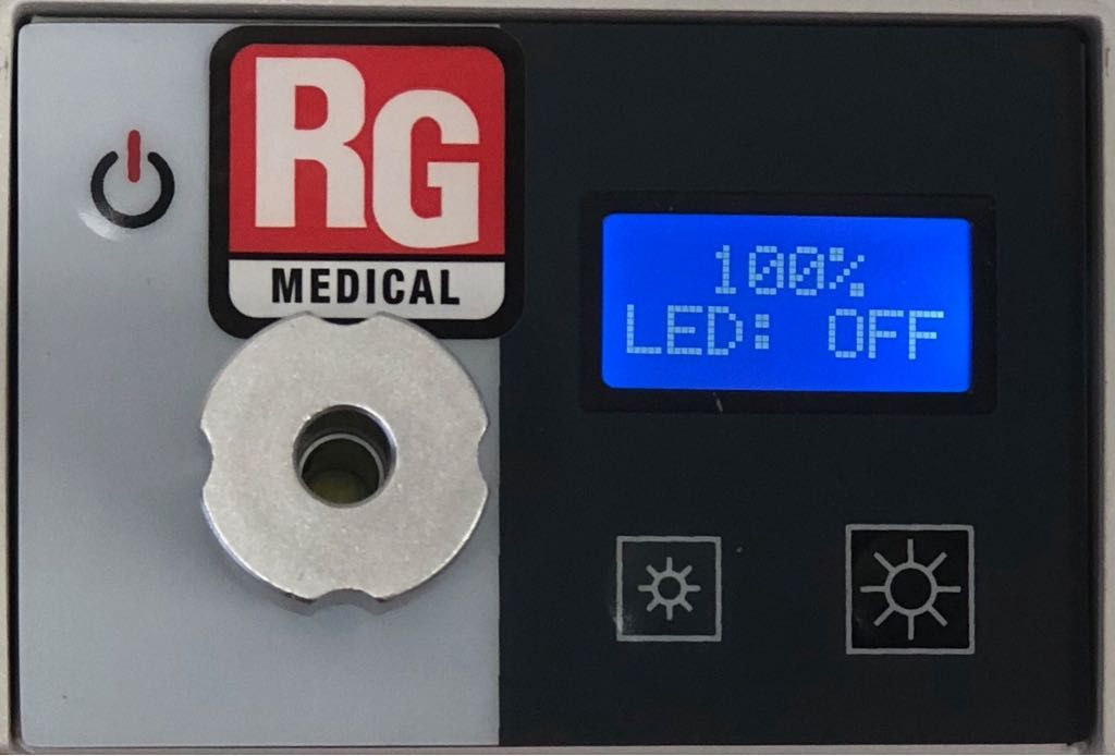 Endoscopy 50w LED Light Source with Karl Storz Type Light Cable