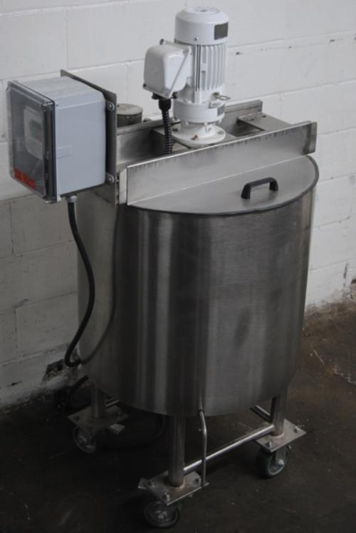 Lee model 40D7s 40 Gallon Stainless Steel Cooking