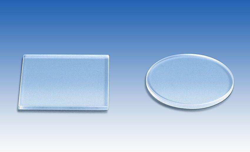 Fused Quartz Plates and Discs