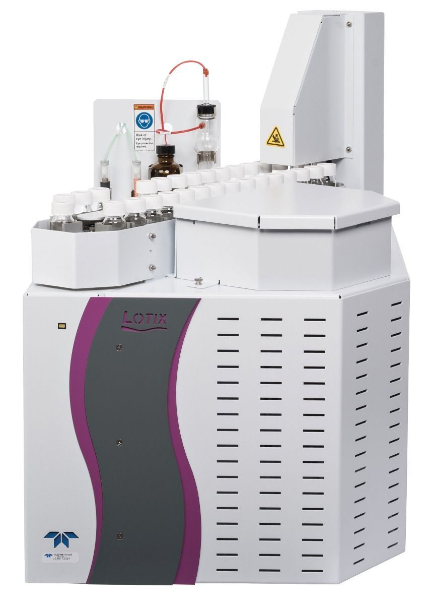 Lotix TOC Combustion Analyzer Recertified